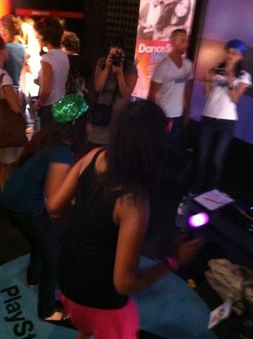 Playstation DanceStar