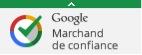 Badge Marchand de confiance de Google
