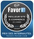 Logo des e-commerçants Favori's des internautes
