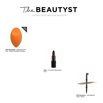 Achats sur TheBeautyst