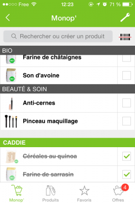 ListeCourse_Monoprix_Quoty